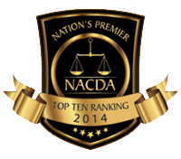 NACDA top ten ranking 2014